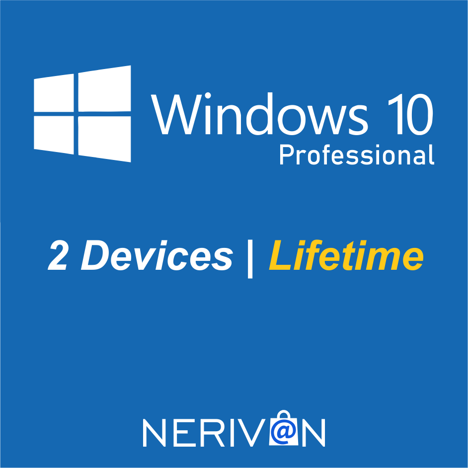 Windows 10 pro 2 devices