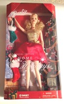 Barbie Doll Home For the Holidays Mattel 2001 Target Special Ed Christma... - $33.66
