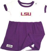 LSU Tigers Baby Bodysuit Dress - $20.00