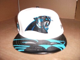 59FIFTY PANTHERS NFL NEW  CAP SIZE 7 3/4 ^ - $18.69