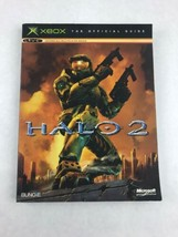 Halo 2 Prima Xbox Official Game Strategy Guide Manual Microsoft 2004 - $14.03