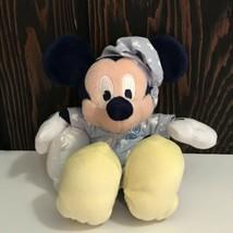 """Disney Mickey Pajama Plush Stuffed Animal 9"""" - $18.69"""