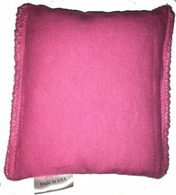 Fuchsia Pink Pack Hot Cold You Pick A Scent Microwave Heating Pad Reusable - $9.99