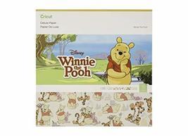 Cricut Deluxe Paper, Winnie The Poo - $19.59