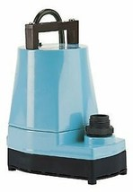 Little Giant 5-MSP Removable Screen Submersible Utility Hydroponic Pump ... - $178.63