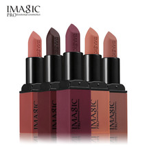 IMAGIC Velvet Matte 6 Colors Lip Stick Silky Temptation Rouge Waterproof... - $8.00