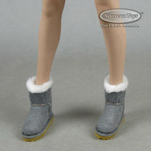 1/6 Phicen, TBLeague, Hot Toys & Nouveau Toys - Female Gray Skin Leather... - $18.07
