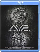 AVP Alien Vs Predator: Double Feature [Blu-ray]