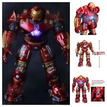 2020 Avengers New Hulkbuster Iron Man Metal Color Ultron Action Figure M... - $19.49+