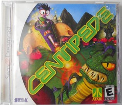 Centipede Dreamcast DC Video Game 1999 - $12.99