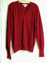 Red Geoffrey Beane Sweater sz. M - $18.88