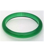 Green Agate Gemstone Ring sz.8 - $5.30