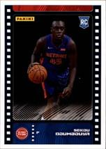 2019-20 Panini NBA Sticker Box Standard Size Insert #93 Sekou Odumaduya ... - $4.95