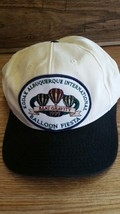 Vintage 1999 Albuquerque Balloon Festival Cap Hat Hot Air Balloon-Made in USA - $29.69
