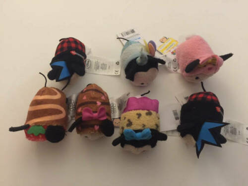"Disney TSUM TSUM Minnie Mickey 3.5"" Mini Plush Lot 7 ct image 2"