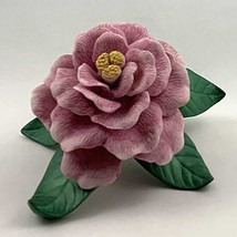 Lenox Garden Flowers Collection Porcelain 1990 Camellia - $35.00