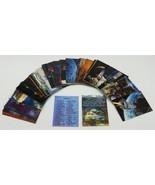 John Berkey Science Fiction Ultraworks Trading Cards Full Set 1994 FPG N... - $8.79