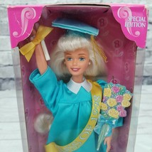 Graduation Barbie Class of 1998 98 Special Edition #17830 Collectible Toy - $9.49