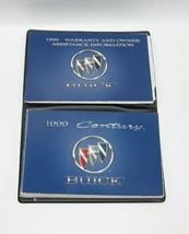 1999 Buick Century Factory Original Owners Manual Book Portfolio #16 - $17.77