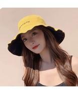 KIYNIDE Fisherman's hat for outings sunscreen big brim hat summer sunshade - $9.99