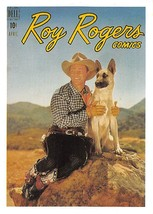 1992 Arrowpatch Roy Rogers Comics Trading Card #16 > Trigger > Happy Trail - $0.99
