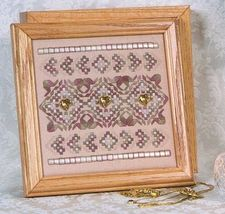 I Love Autumn Hardanger Embroidery Seasonal Sampler Rosalyn Watnemo Book image 3