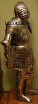 Gothic Wearable Full Suit Of Armor - Halloween costume - $1,299.00