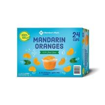 Mandarin Oranges (4 Oz., 24 Ct.) Individual Snack Cups-Lunchbox-100% Fru... - $23.71