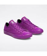 Womens Converse X OPI CTAS Ox Canvas 165661C Purple Dusk Multi Sizes NWB - £42.77 GBP