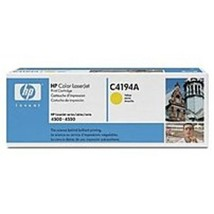 HP C4194A Laser Toner Cartridge for Color LaserJet 4500, 4550, 4550N, 45... - $187.36