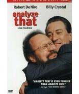 Analyze That (Widescreen) - $9.89