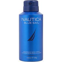 Nautica Blue Sail By Nautica Deodorant Body Spray 5 Oz - $14.00