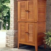 Home Styles Montego Bay Four Door Multi-Purpose Storage Cabinet - $442.86