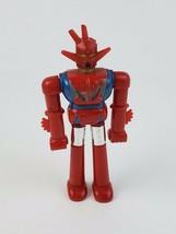 """Vintage 1970's Mattel Shogun Warriors 3"""" Dragun Die Cast Robot Japan - $18.69"""