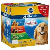 Pedigree Dentastix Treats Variety Pack 65Count/ 3.5 Lbs, 3.5 Lb
