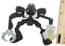 "MANTAX MCDONALDS 3.5"" BIONICLE LEGO TOY FIGURE - HAPPY MEAL #2 USED 2007 - $5.88"