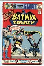 Batman Family #1 1975-DC Giant Comic-BATGIRL-NEAL ADAMS fn - $81.97