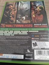 MicroSoft XBox 360 Call Of Duty: Black Ops II image 2