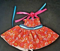 Mia Bella Madame Alexander tagged Lovely Dress Top for Doll Outfit Clothes 2009 - $18.55