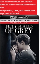 Fifty Shades of Grey (4K Ultra HD)