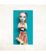 Monster High Repaint Frankie Stein, Custom Frankie Stein Doll, Repaint A... - $60.00