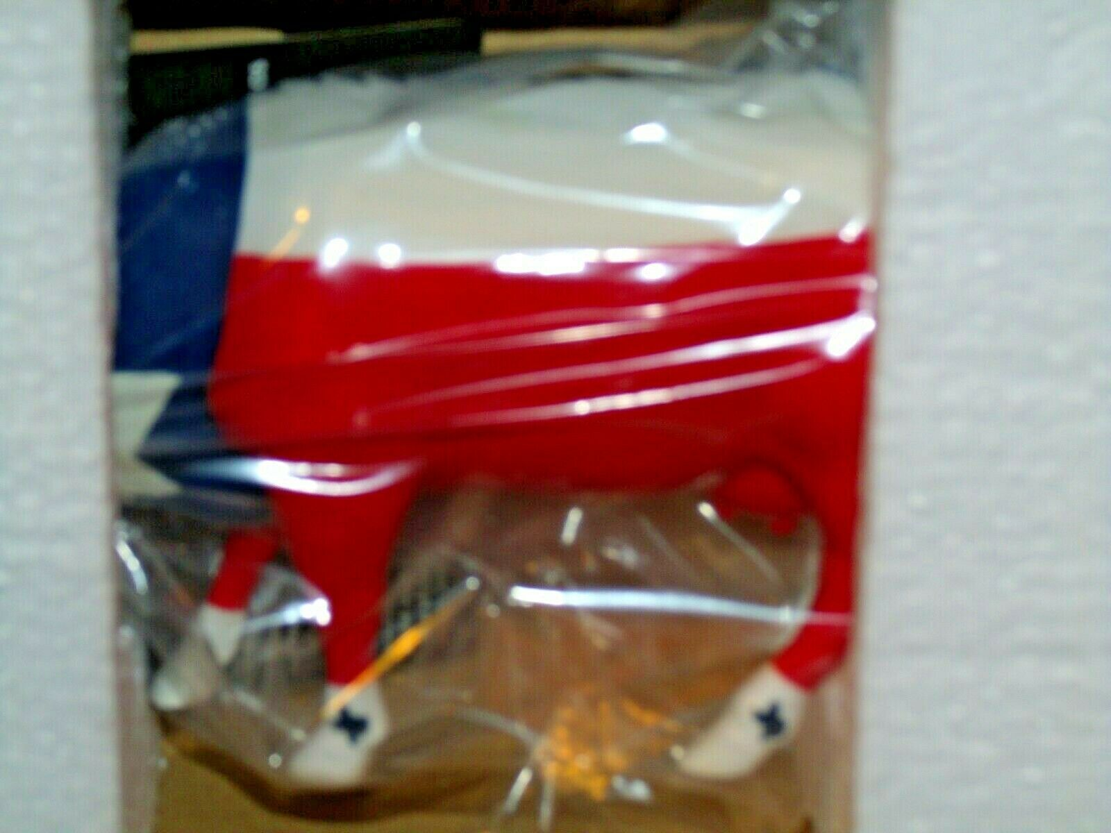 CowParade   Mooooving Flag of Texas Westland Giftware # 9209 AA-191934  Vintage