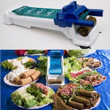 Rolling Machine Turkish Sarma Stuffed Leaves Cabbage Kitchen Gadget Tool... - $20.99