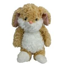 "Aurora World Peek a Boo Paws Tan Easter Bunny Rabbit Stuffed Animal 10"" - $12.82"
