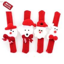 10Pcs/Set Santa Claus Wrist Hand Strap Hanging Christmas Toys Decoration... - €15,60 EUR