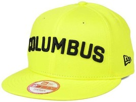 Columbus Crew New Era 9Fifty Undefeated Soccer MLS Snapback Cap Hat - $20.85
