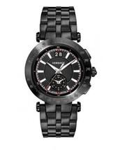Versace - V-Race Sport VAH04 0016 Black Mens Watch - $2,562.12
