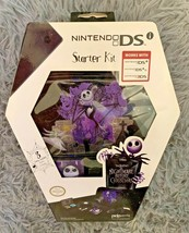 Nintendo DS Nightmare Before Christmas Starter Kit - $28.04