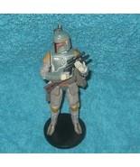 Disney Store Star Wars Boba Fett Figure Loose. 3.5 inch. - $9.89
