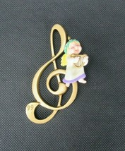Vintage Christmas Keepsake Ornaments, Hallmark Keepsake, A Musician of Note 1999 - $9.75
